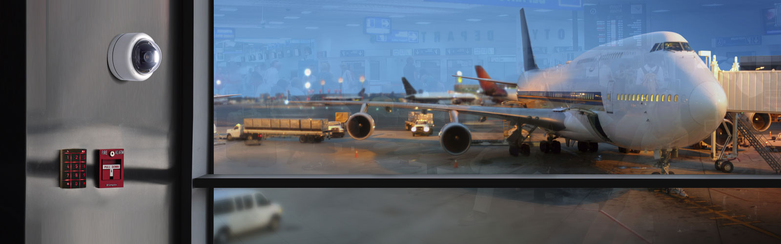 Solutions for Securing Global Airports