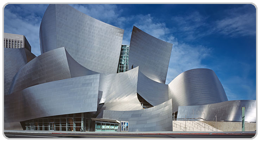 Disney Concert Hall - Photo Credit: Carol M. Highsmith