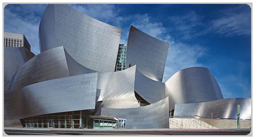 Disney Concert Hall - Photo Credit: Carol M. Highsmith